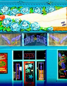 True Blues by Jann Alexander © 2103
