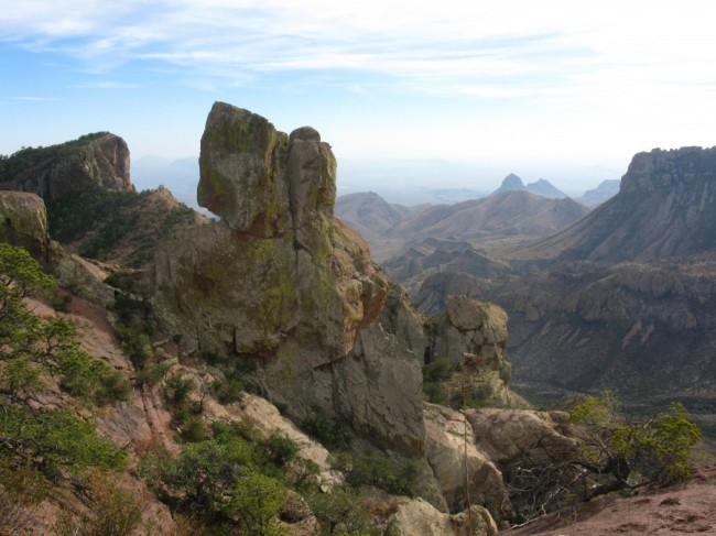 There's more creativity to be found on a hike in Big Bend than at my Mac.