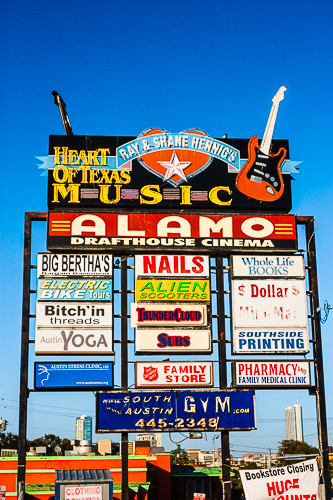 Vanishing Austin-A Hole in the Heart of Texas