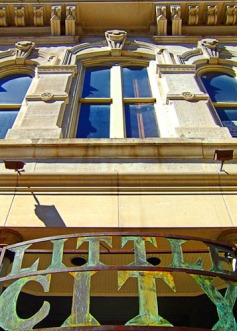 http://austindetailsart.com/art/little-city-big-coffee/