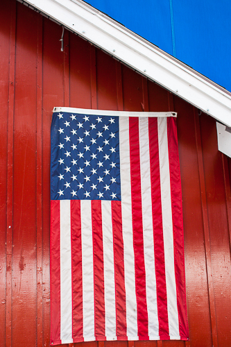 Happy July Fourth, Maine by Jann Alexander © 2013-6268
