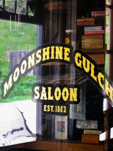 Moonshine Gulch Since 1862 by Jann Alexander © 2013