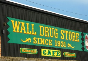 Only 20 Steps to Wall Drug by Jann Alexander © 2013