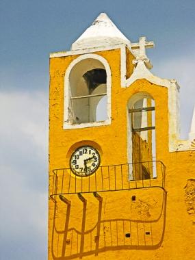 Time Stopped in Izamal by Jann Alexander © 2012