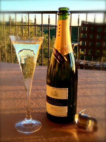 Cava on the Deck by Jann Alexander © 2013
