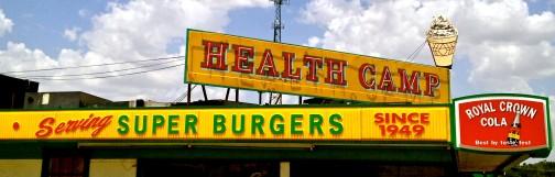 Health Camp Since 1949 by Jann Alexander © 2013