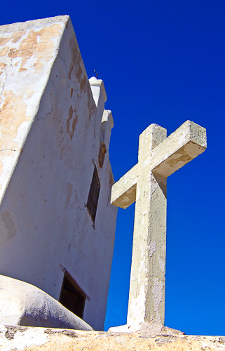 Chihuahuan Cross by Jann Alexander © 2013