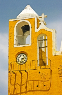 Time Stopped in Izamal by Jann Alexander © 2013