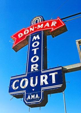 Motor to Don-Mar by Jann Alexander © 2013