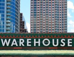 Noodlin' Around the Warehouses by Jann Alexander © 2013