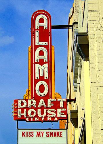 Vanishing Austin_Remember the Alamo by Jann Alexander