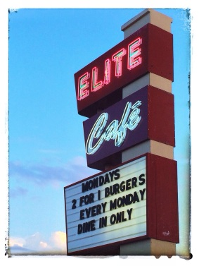 Where the Elite Eat by Jann Alexander © 2103