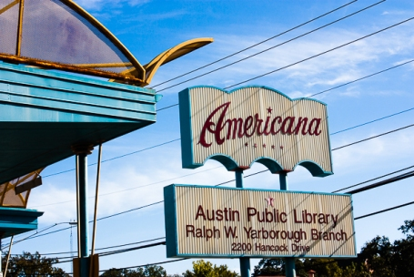 Vanishing Austin | From Movies to Books by Jann Alexander © 2013
