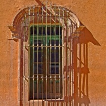 A Window Into Casas Grande by Jann Alexander ©2014