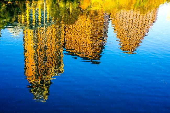 On the Lake by Jann Alexander © 2013