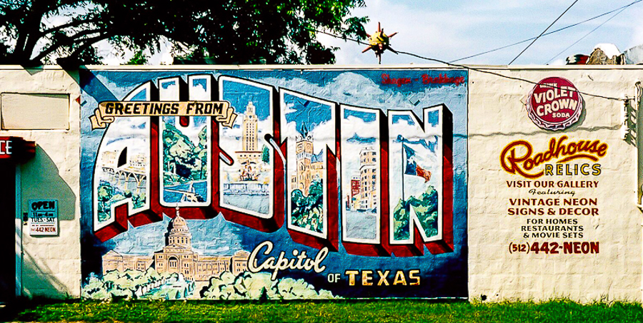 In 2011, It Became Official: Austin's Vanishing