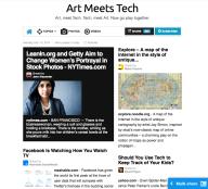 Art Meets Tech