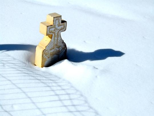 Snowed Under in Seco by Jann Alexander © 2014