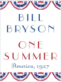 One Summer by Bill Bryson