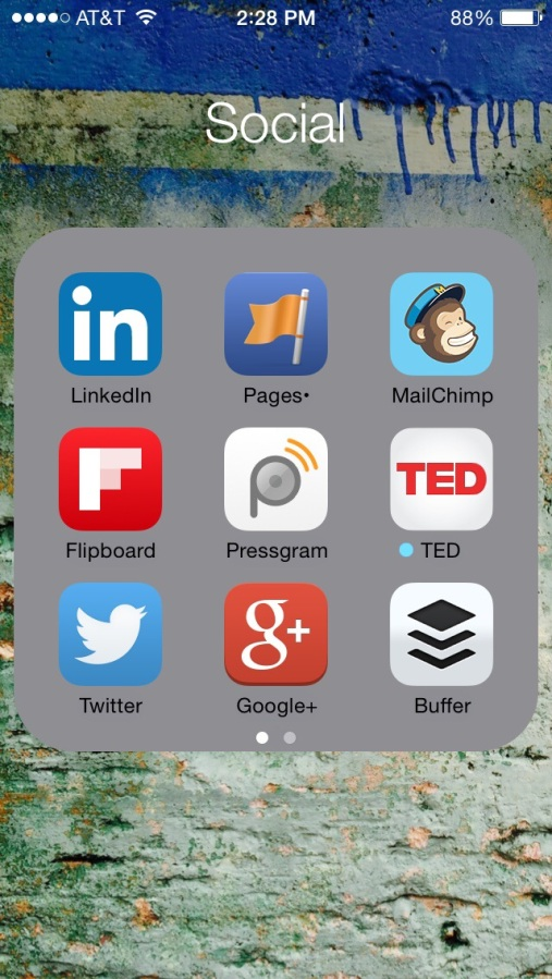 So many social tools, so little time.
