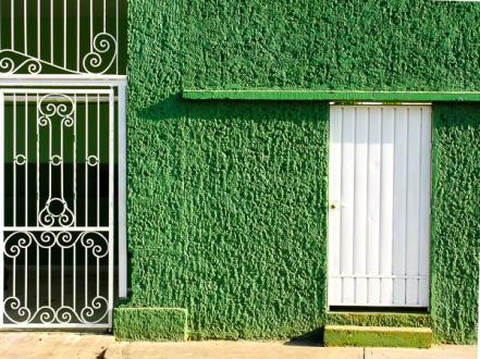 Green Street Life by Jann Alexander © 2014