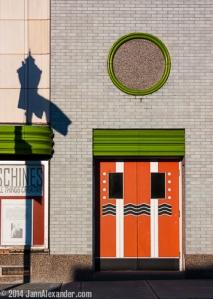 Dazzling Deco Doors by Jann Alexander © 2012
