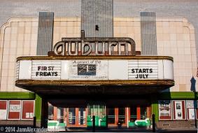 First Fridays at the Auburn by jann Alexander © 2012