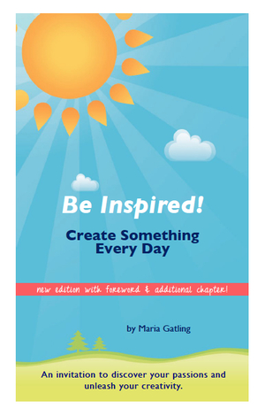 Be Inspired to Create