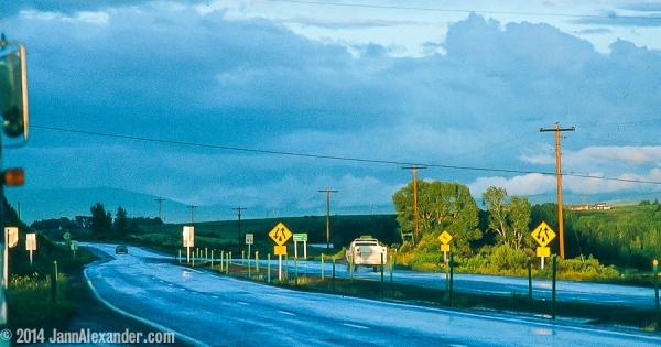 Road Trippin' by Jann Alexander © 2014