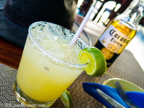 margarita and corona
