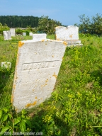 tombstone of Martha A.