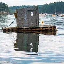 Mirrored in Maine by Jann Alexander © 2014