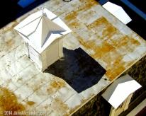Rusty Roof by Jann Alexander ©2014
