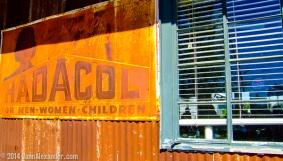 Rusty Hadacol by Jann Alexander ©2014