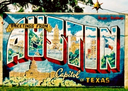 Greetings from Austin by Jann Alexander ©2004