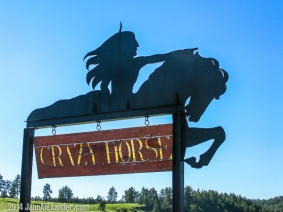 Crazy Horse, 2009: Signs of Changing Times by Jann Alexander ©2014