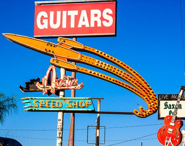 Guitars on Speed by Jann Alexander ©2013