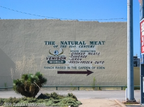 Eat the Natural Meat by Jann Alexander © 2014