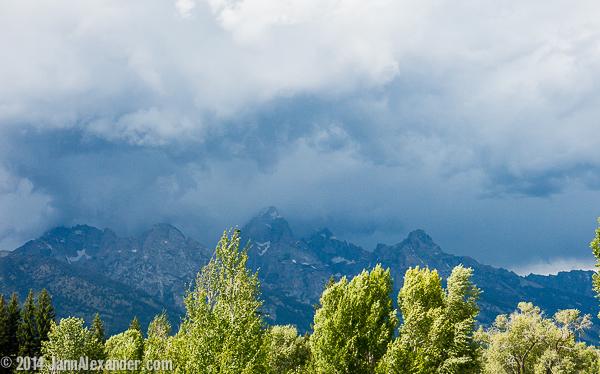 Storm Descending by Jann Alexander ©2014