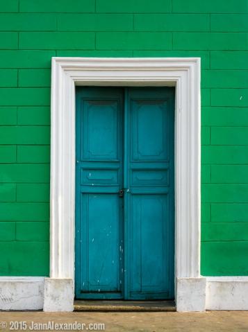 Behind the Blue Doors by Jann Alexander ©2014