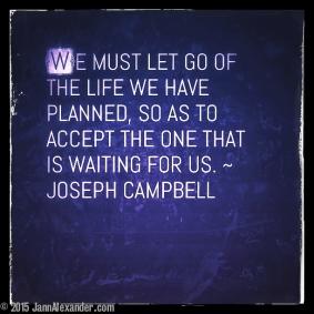 Joseph Campbell Quote | Design ©2014 JannAlexander.com