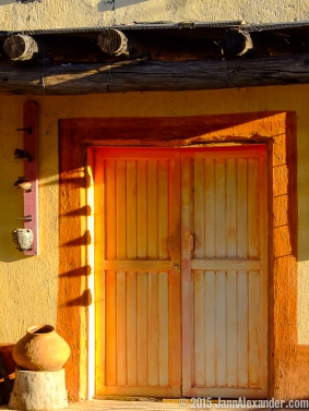 Casas Grande Door by Jann Alexander ©2007