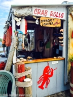 Sprague's Lobster, Wiscasset iPhoneography by Jann Alexander ©2015