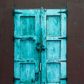 Rio Grande Valley Door by Jann Alexander ©2008