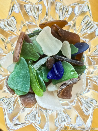 iPhone 5S Seaglass iPhoneography by Jann Alexander © 2015