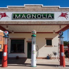 A Trio of Pumps, Shamrock, Texas by Jann Alexander ©2015