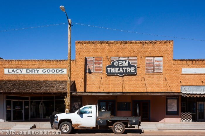 A Gem in Turkey, Texas by Jann Alexander ©2015