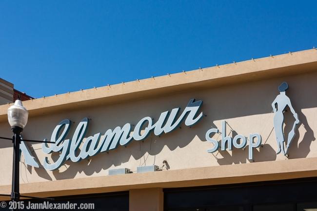 Glamour in Abilene, Texas by Jann Alexander ©2015