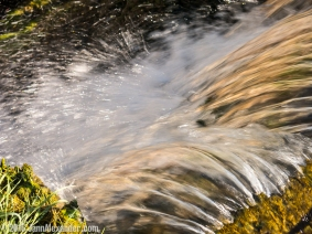Another Perspective: Water Over The Dam by Jann Alexander ©2016