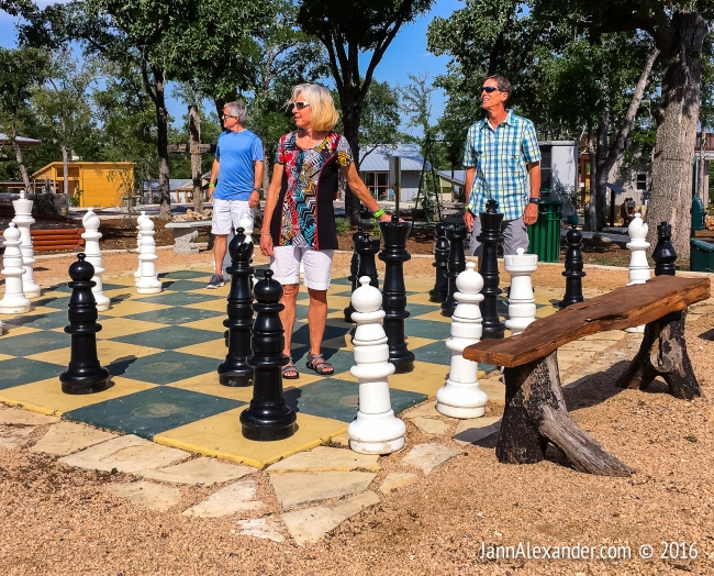 Weird Homes Chess | iPhoneography by Jann Alexander ©2016